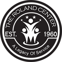 The Roland Center Logo