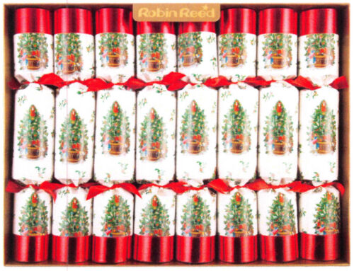 Christmas Tree Holiday Poppers
